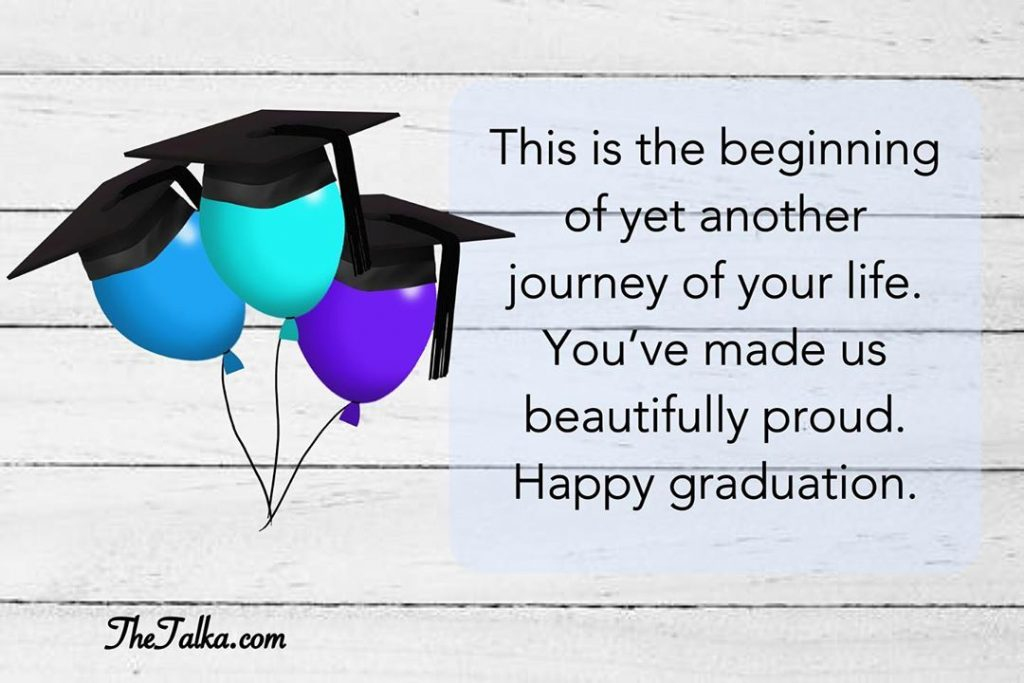Graduation Messages For Your Son