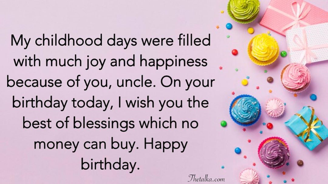 Astonishing Happy Birthday Wishes For Uncle Thetalka Funny Birthday Cards Online Fluifree Goldxyz