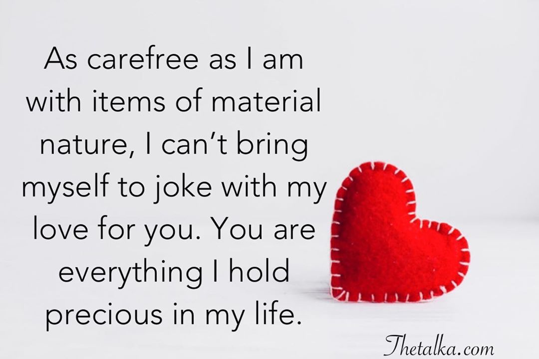 Heart Touching Love Messages For Boyfriend