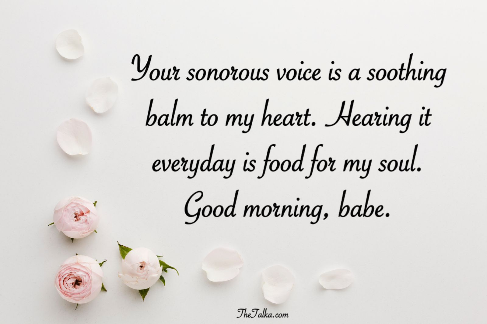 Heart-Touching Good Morning Messages For Wife