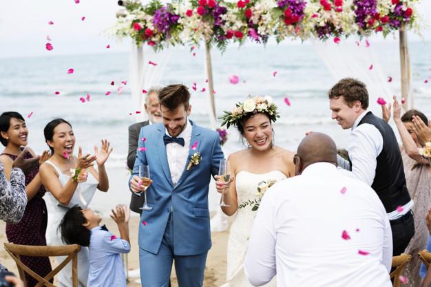 Funny Wedding Toast Examples