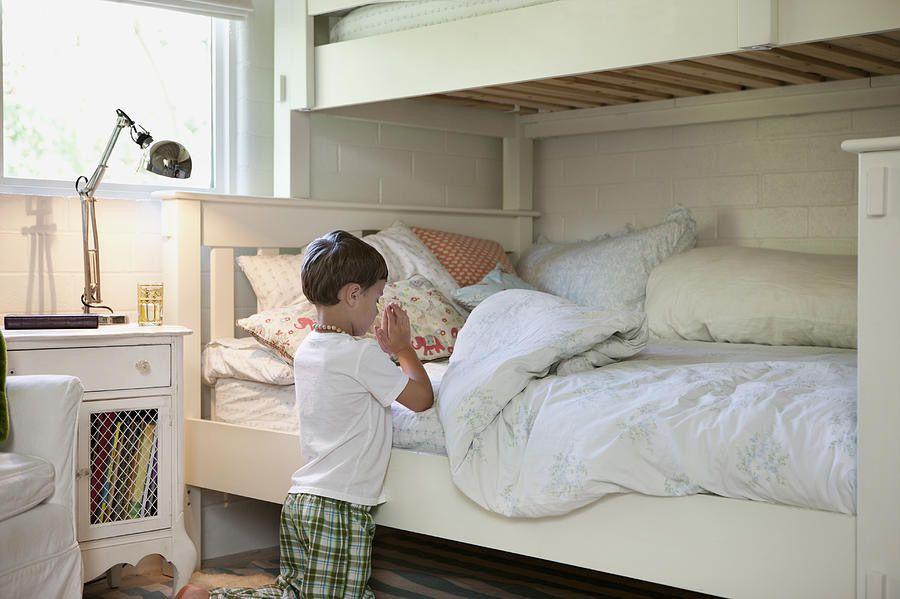 Bedtime Prayers For Child