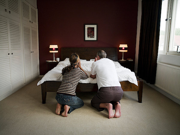 Bedtime Prayers For Couples