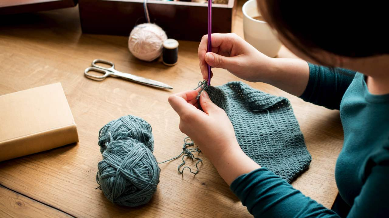 Hobbies For Women/Knitting