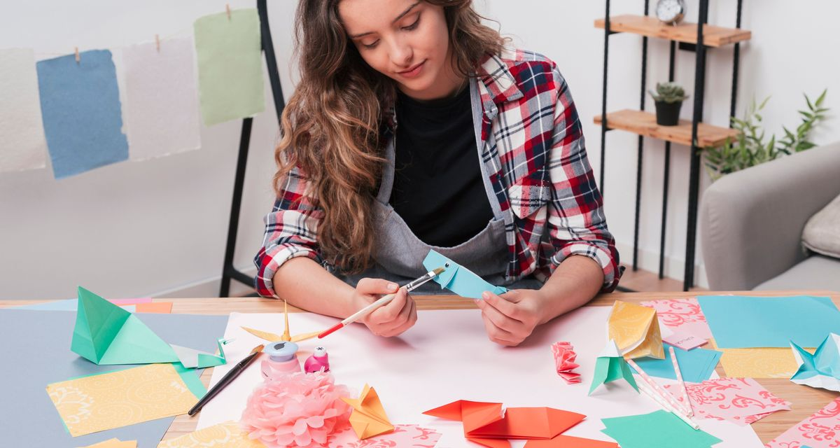 Hobbies For Women/Origami