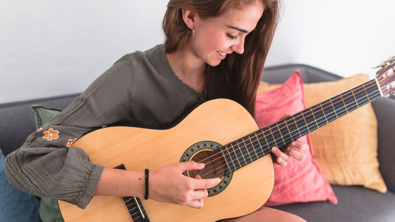Hobbies For Women/Playing an Instrument